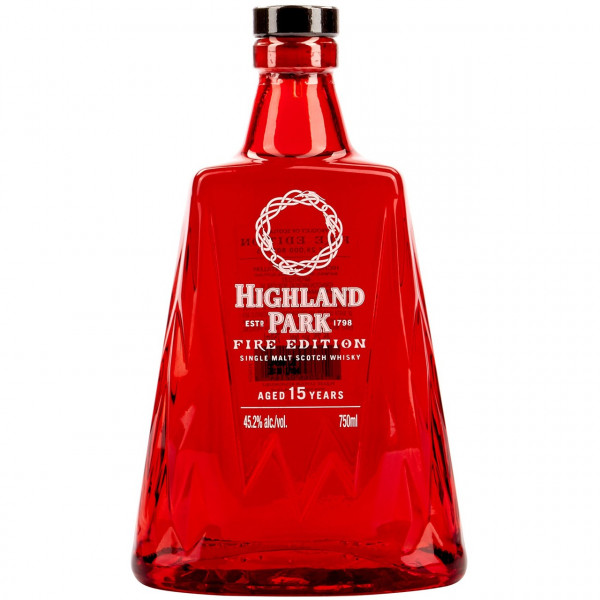 Highland Park, 15 Y - FIRE Edition (70CL)