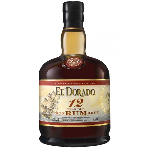 El Dorado, 12 Y (70CL)