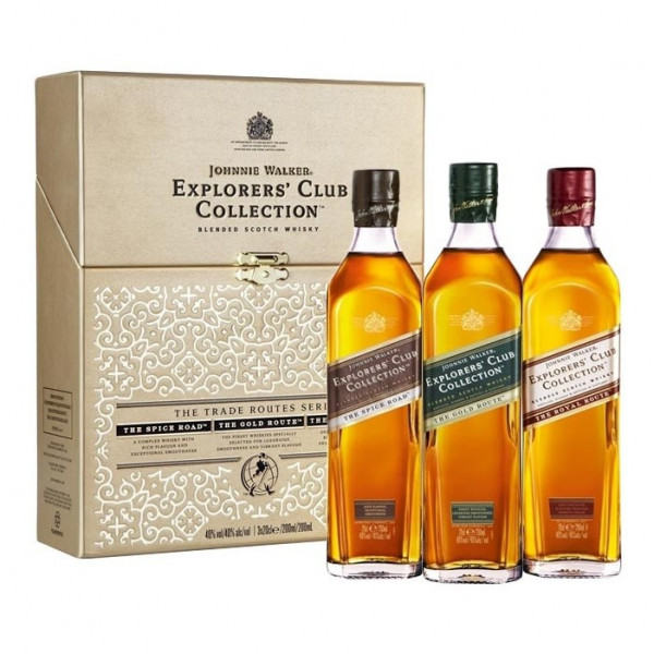 Johnnie Walker - Explorers' Club Collection (60CL)