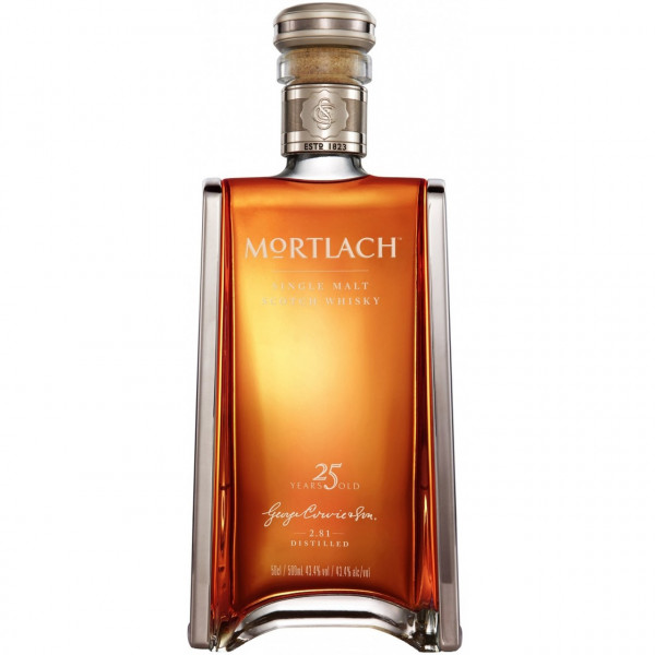 Mortlach, 25 Y (50CL)