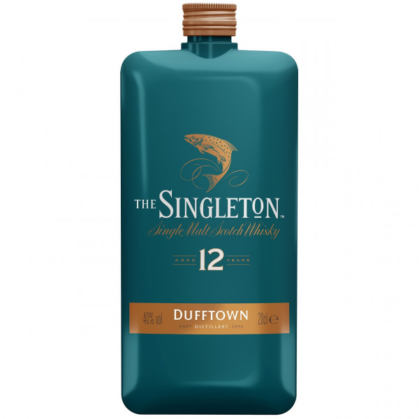 The Singleton, 12 Y - Pocket Scotch (20CL)