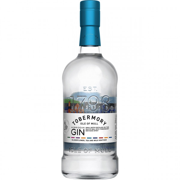Tobermory Gin (70CL)