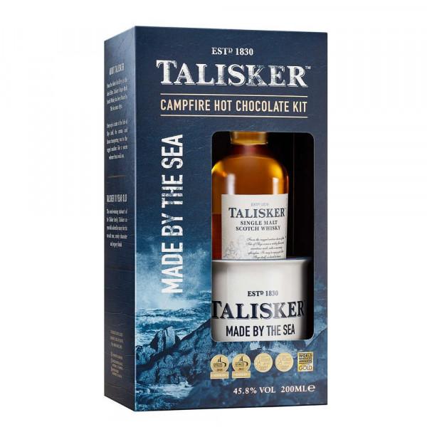 Talisker, 10 Y - Campfire Mug (20CL)