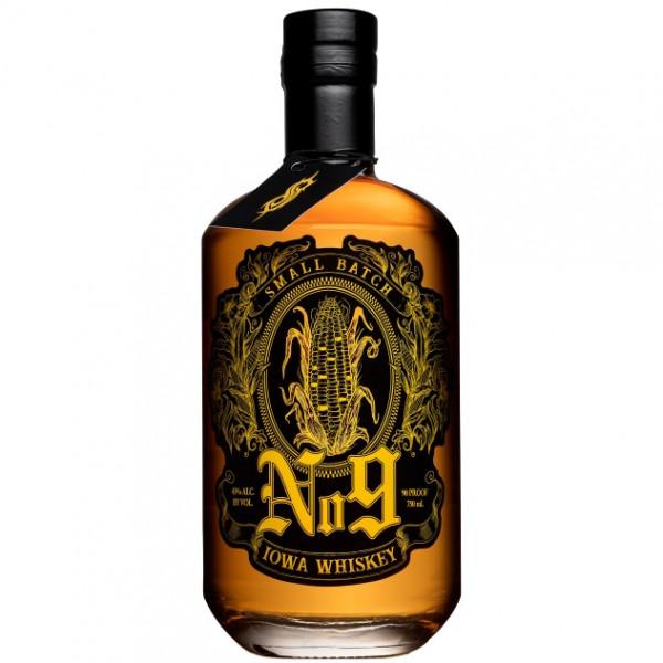 Slipknot No.9 - Iowa Whiskey (70CL)