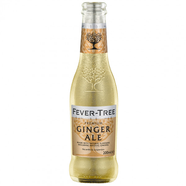 Fever-Tree - Ginger Ale (20CL)