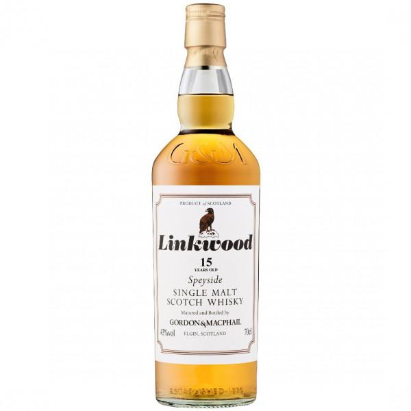 Linkwood, 15 Y - G&M (70CL)