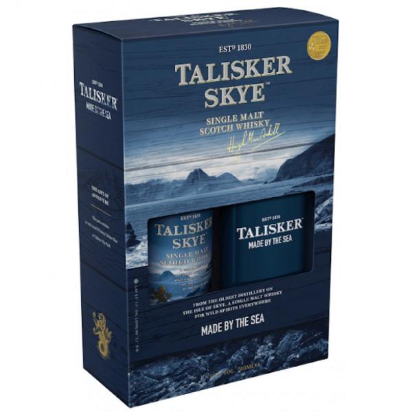 Talisker - Skye with Hip Flask (70CL)