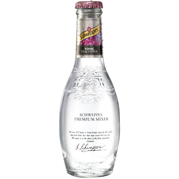 Schweppes - Pink Peper Tonic (20CL)