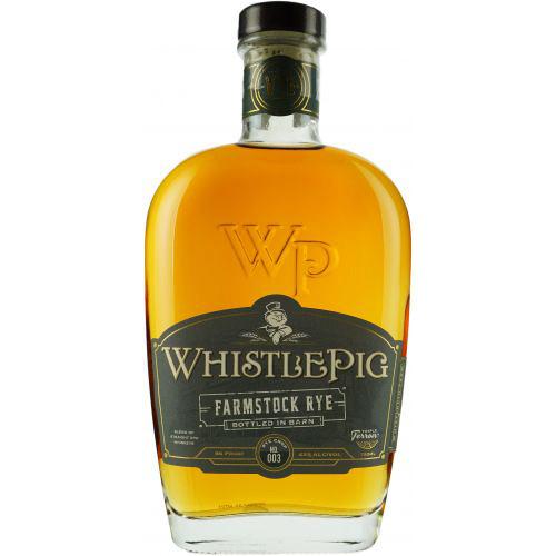 WhistlePig - Farmstock RYE (75CL)
