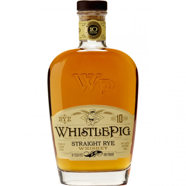 Whistlepig, 10 Y - Rye (70CL)