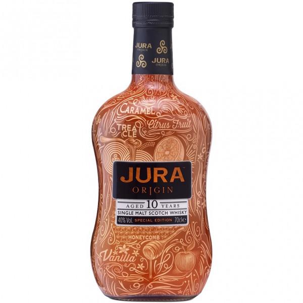 Jura, 10 Y - Origin, Tattoo Edition (70CL)