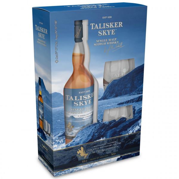 Talisker - Skye Gift Pack (70CL)