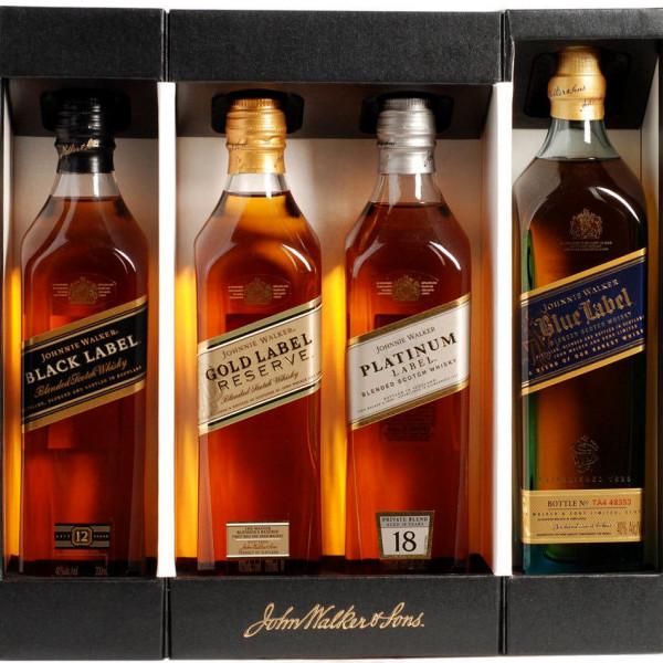 Johnnie Walker - Collection (80CL)