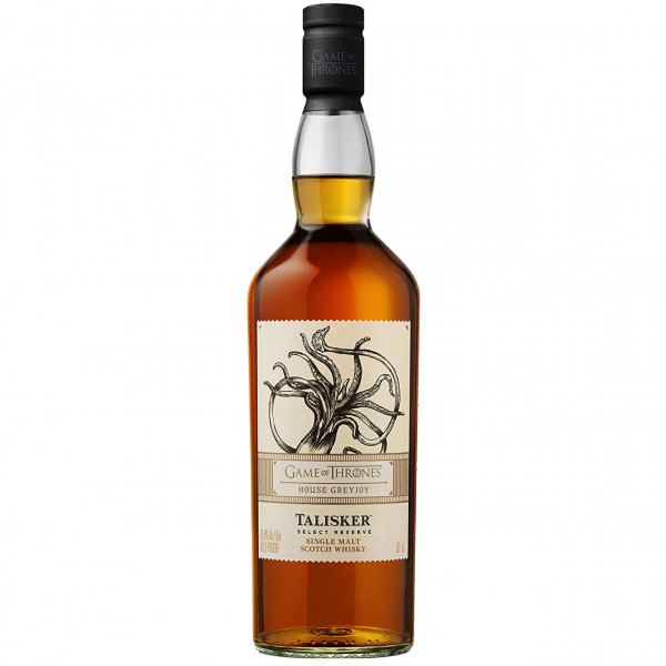 Talisker Select Reserve - Game Of Thrones, House Grey Joy (70CL)