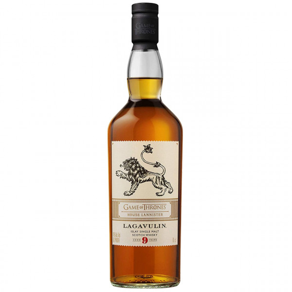 Lagavulin, 9 Y - Game of Thrones, House Lannister (70CL)