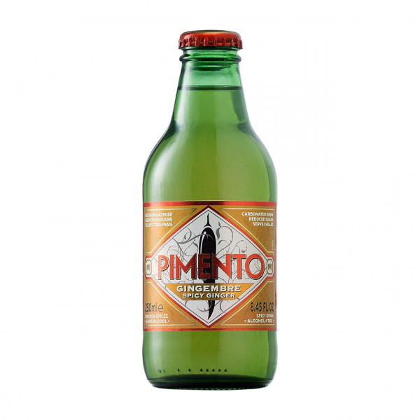 Pimento - Spicy Ginger Beer (25CL)