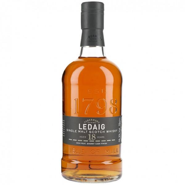Ledaig, 18 Y (70CL)