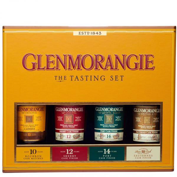 Glenmorangie - The Tasting Set (40CL)