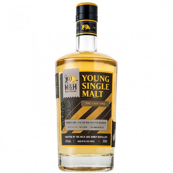 Milk & Honey - Young Single Malt (50CL)