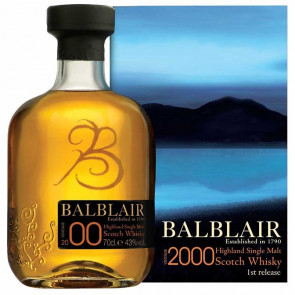Balblair - 2000 Vintage 1 L