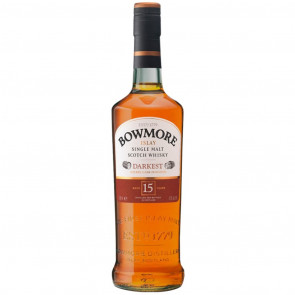 Bowmore, 15 Y - Darkest (70CL)