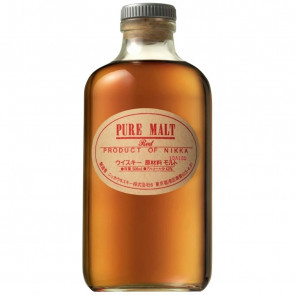 Nikka - Pure Malt, Red (50CL)