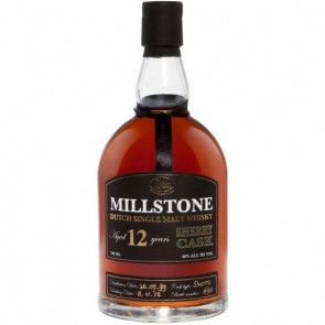 Millstone, 12Y - Sherry Cask (70CL)
