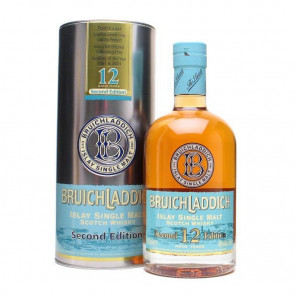 Bruichladdich, 12 Y - Second Edition (70CL)