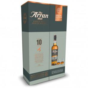 Arran, 10 Y (Geschenkverpakking) (70CL)