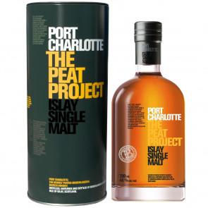 Port Charlotte - The Peat Project (70CL)