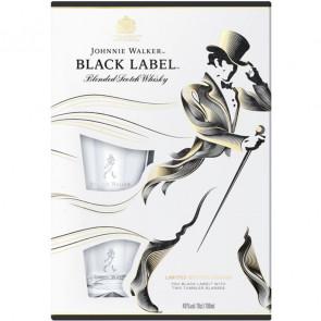Johnnie Walker - Black Label cadeau (70CL)