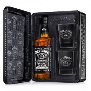 Jack Daniel's - Tin luxe cadeau (70CL)