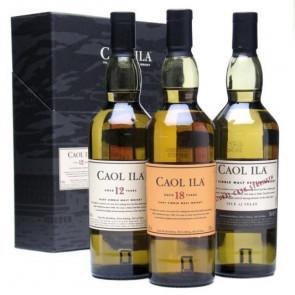 Caol Ila (Whiskyproefpakket) (60CL)