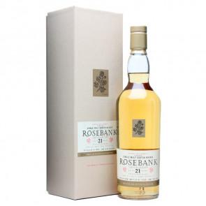 Rosebank, 21 Y - 2011 Diageo's botteling (70CL)