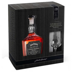 Jack Daniel's - Single Barrel Gift-Pack (70CL)