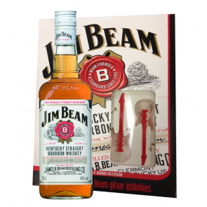 Jim Beam - Gift Pack (70CL)