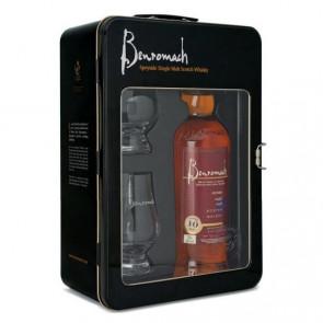 Benromach, 10 Y (Tin geschenk) (70CL)