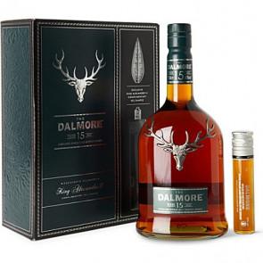 Dalmore, 15 Y (Geschenkbox) (70CL)