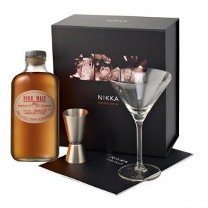Nikka - Pure Malt Red Cocktail-Set (50CL)
