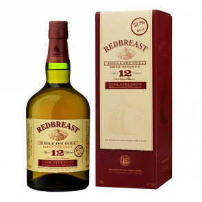 Redbreast, 12 Y - Cask Strength (70CL)