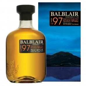 Balblair - 1997 Vintage (70CL)
