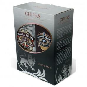 Chivas Regal (Duo geschenk) (55CL)