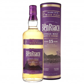 BenRiach, 15 Y - Dark Rum (70CL)