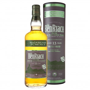 BenRiach, 13 Y - Maderensis Fumosus (70CL)