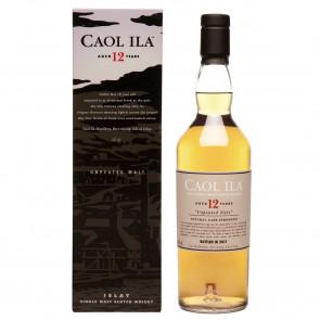 Caol Ila, 12 Y - Unpeated 2011 (70CL)