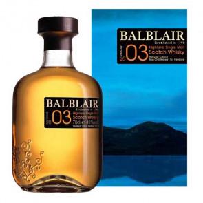Balblair - 2003 Vintage (70CL)