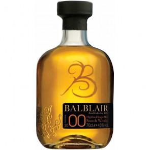 Balblair - 2000 Vintage 2nd release (70CL)