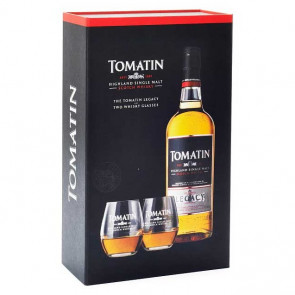Tomatin - Legacy geschenkbox (70CL)