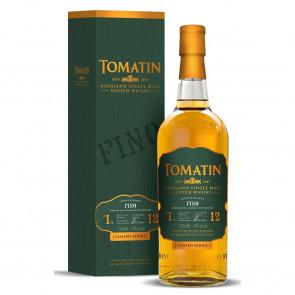 Tomatin, 12 Y - Cuatro Fino (70CL)