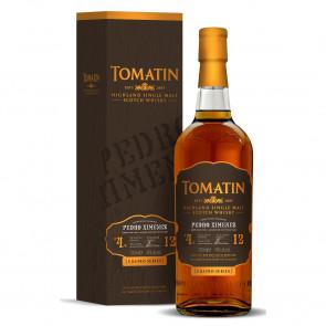 Tomatin, 12 Y - Cuatro PX (70CL)